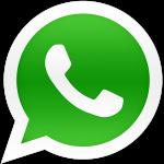 Als Schnellkontakt der Engels Eventagentur, ist hier das Logo von WhatsApp zu sehen.