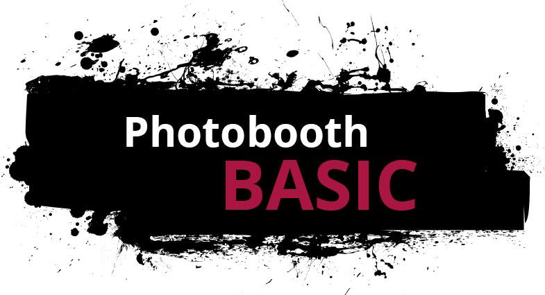 """Zu sehen ist hier die Leistungsübersicht des Photobooth Paket """"BASIC"""" der Engels Eventagentur."""