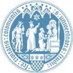 Als Logo der Referenzen bei Universität zu Köln, sehen Sie ein einfarbiges blaues Logo.