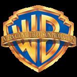 Als Logo der Referenzen bei Warner Bros. International Television Production, ist ein zweifarbiges Logo zu sehen.