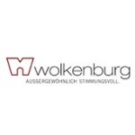 Als Logo der Referenzen bei Wolkenburg, ist ein farbiges Logo zu sehen.
